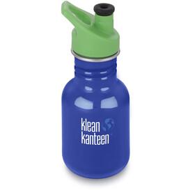 Klean Kanteen Kid Classic - Recipientes para bebidas - Sport Cap 355ml azul